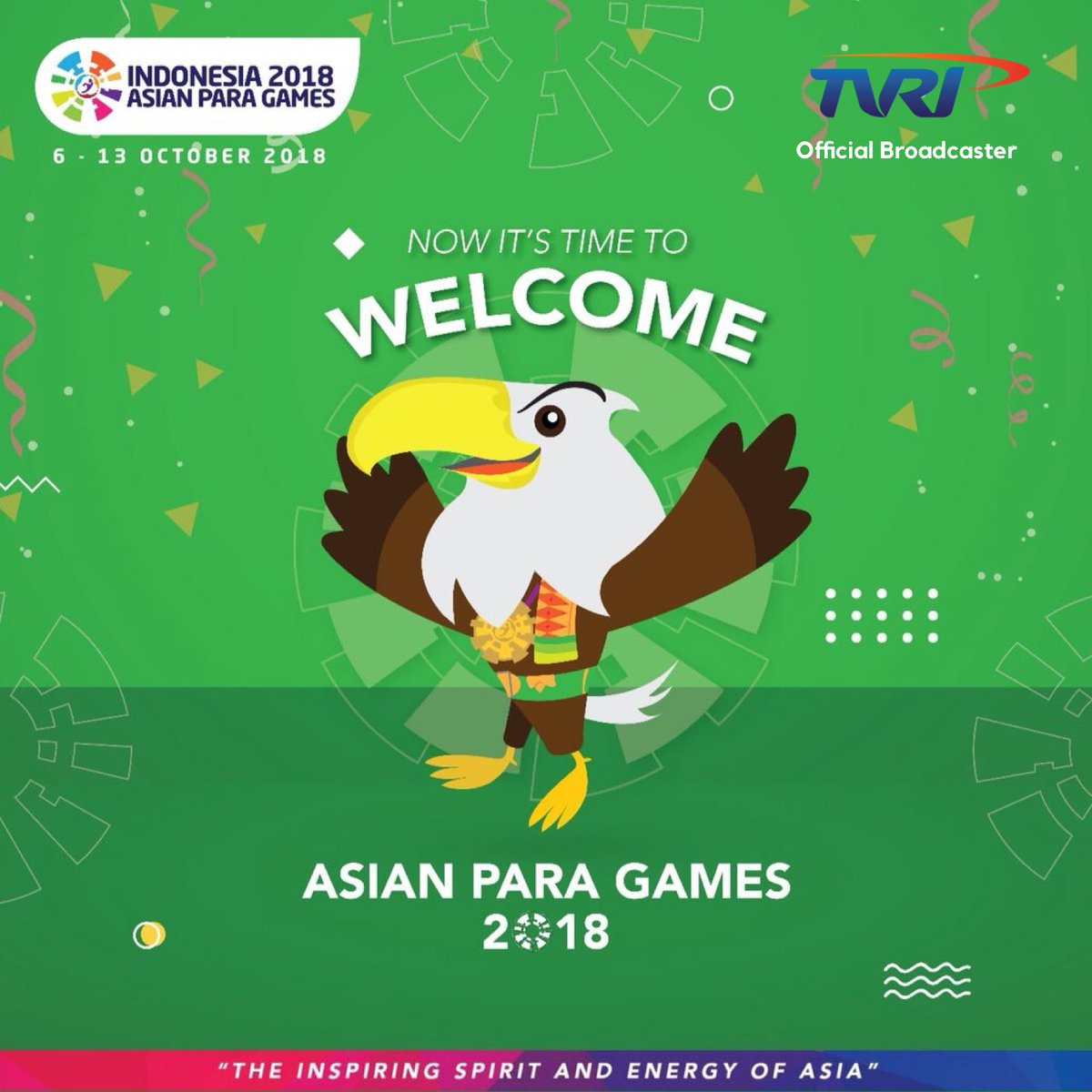 Asian Para Games Indonesia 2018 image 1