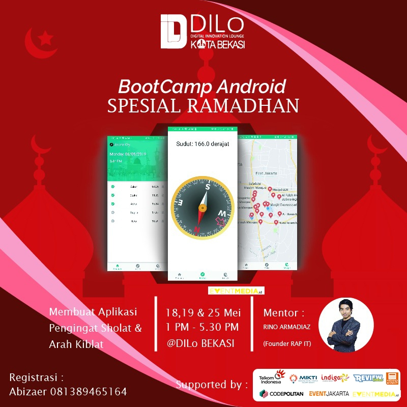 Bootcamp android Spesial Ramadhan