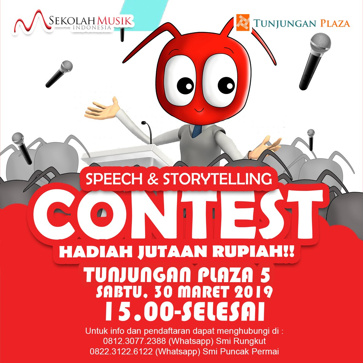 SMI Storytelling Competition 2019 image 1